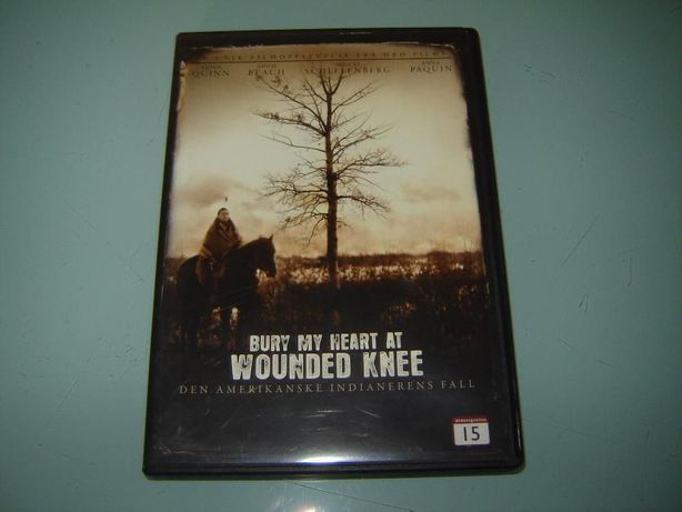 Burn my heart at wounded knee