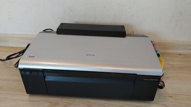 Принтер кольоровий Epson B412A