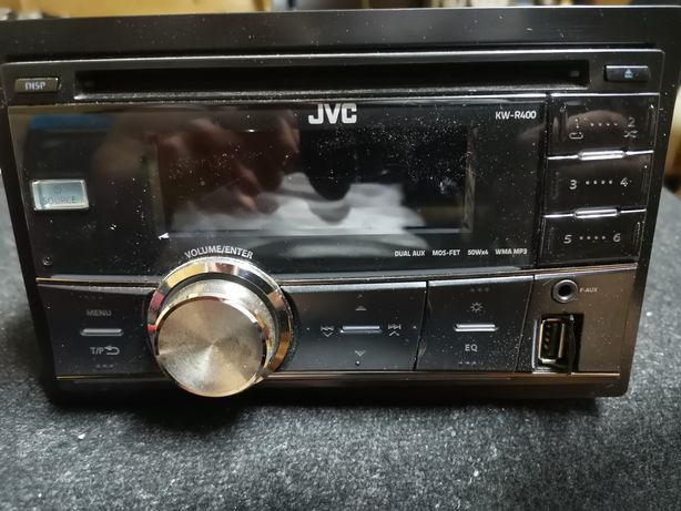 JVC kw-r400  2din