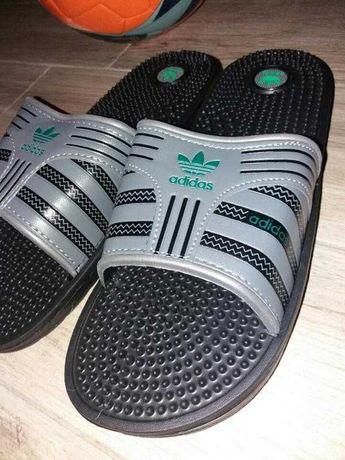 Шлёпанцы Adidas массажные