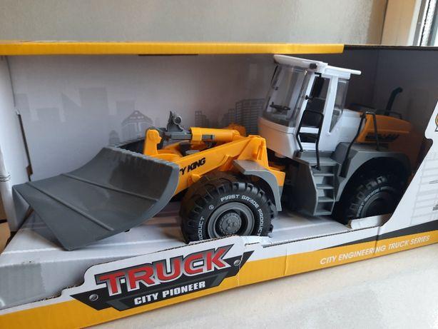 Грейдер 9998-3B , трактор, инерция, спецтехника