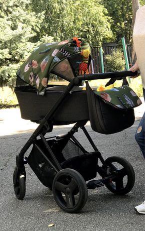 Детская коляска универсальная 2 в 1 Bexa Ultra Style V USV-10 (Бекса,