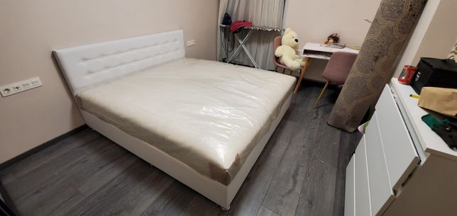Кровать КАМИЛА 140, 160, 180х200 производитель.Доставка в день заказа
