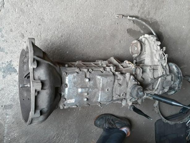 Skrzynia biegów Nissan Patrol GR Y61 3.0 manualna