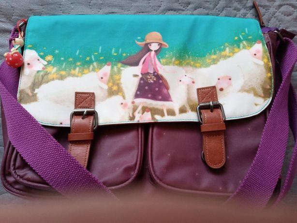 Cudna torebka brytyjskiej marki Santoro