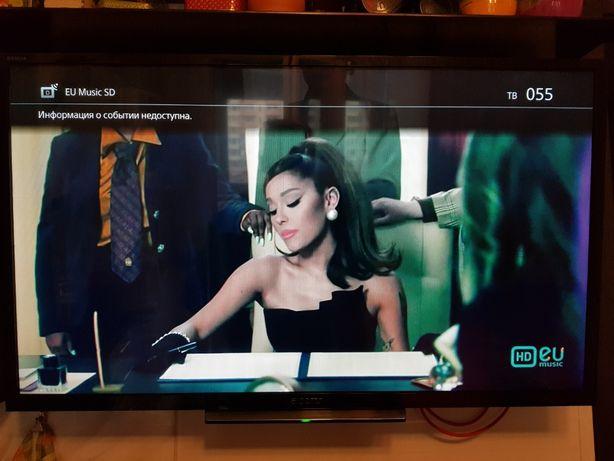 "WIFI Direct телевизор 32"" 100Гц Sony KDL-32R433B Miracast T2 обмен"