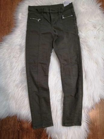 Spodnie dla dziewczynki 134 H&M
