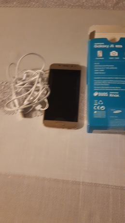 Telefon  komórkowy  Samsung Galaxy  J5.
