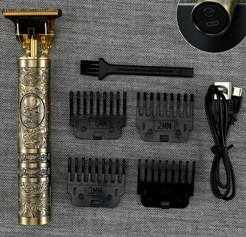 Máquinas Barba cabelo e corpo