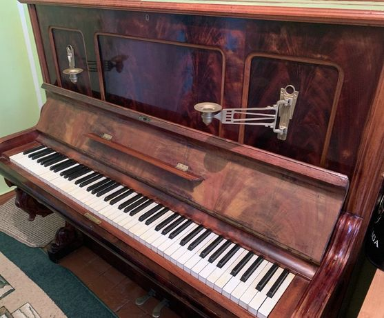 Фортепиано антиквариат