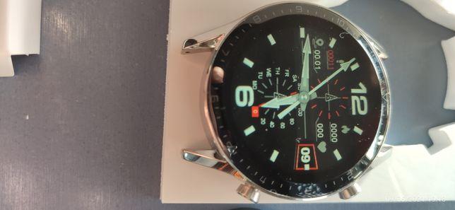 Smartwatch com chamadas por Bluetooth com 2 braceletes