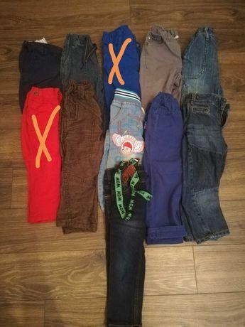 Paka ubrań dla chłopca