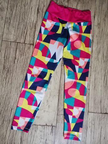 Spodnie getry leginsy r. 152 xs adidas