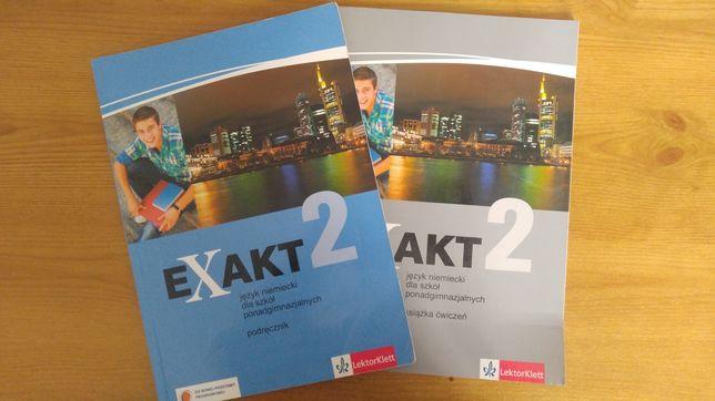EXAKT 2 - język niemiecki dla szkół ponadgimnazjalnych