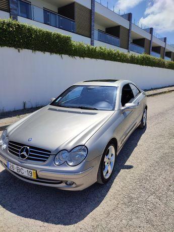 Mercedes CLK 270