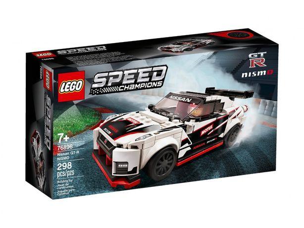 LEGO 76896 Speed Champions - Nissan GT-R Nismo Nowy