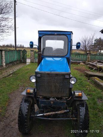 Трактор саморобний 3.6 дизель 4х4