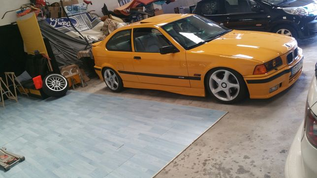 Jantes 17 oz BMW