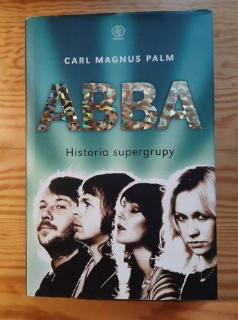 Carl Magnus Palm - ABBA. Historia supergrupy