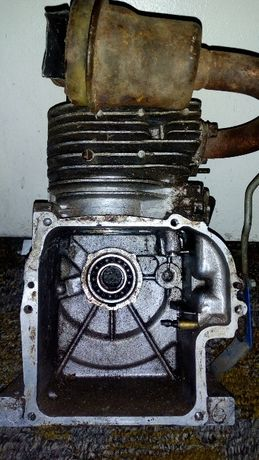 Двигатель мотоблока Нева МБ2 на запчасти