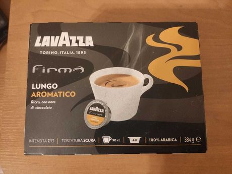 Капсулы для кофемашины Lavazza Firma