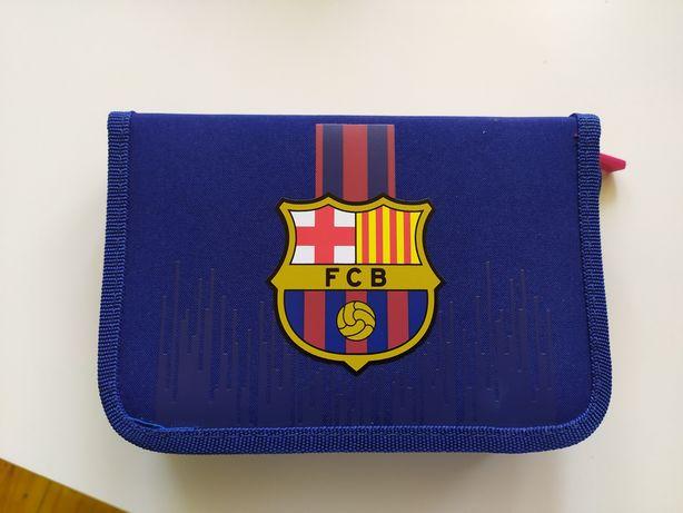 Nowy piórnik FC Barcelona