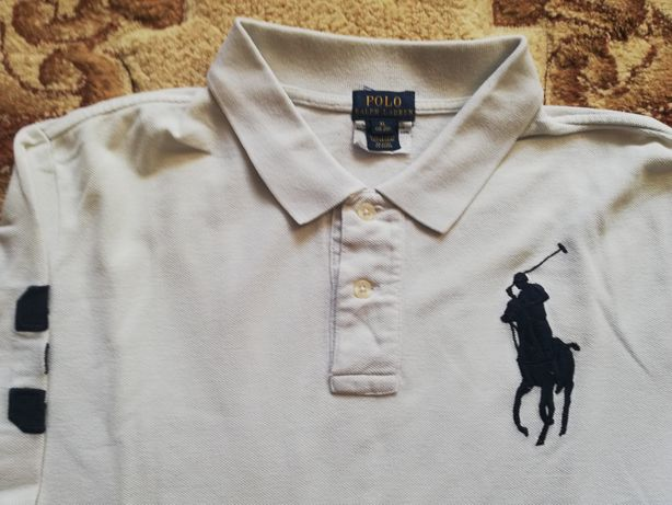 Ralf Lauren koszulka polo długa