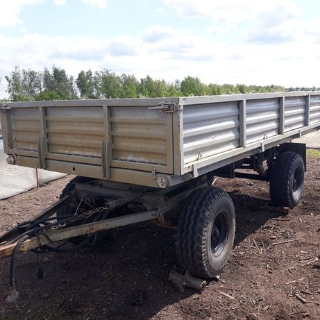 Przyczepa rolnicza Autosan 732