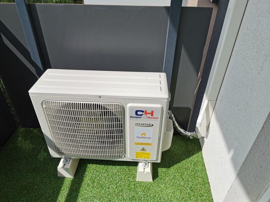 Klimatyzator klimatyzacja 2,6kW 3,5kW Midea CH Gree do domu firmy biur Siemiatycze - image 1