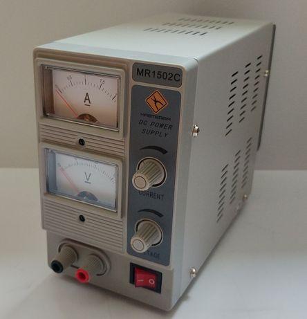 Лабораторный блок питания MR1502C