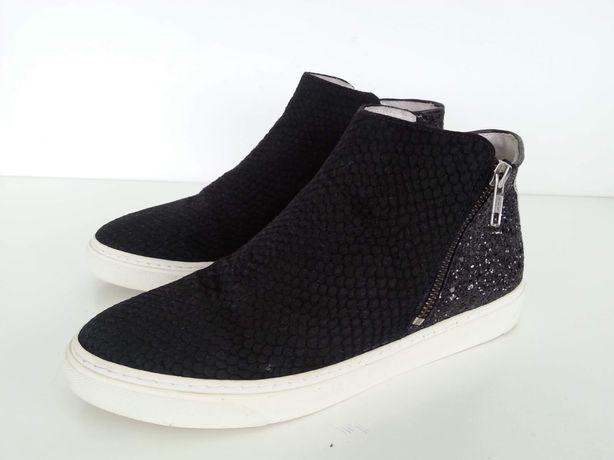 Buty skórzane Tango w rozmiarze 38