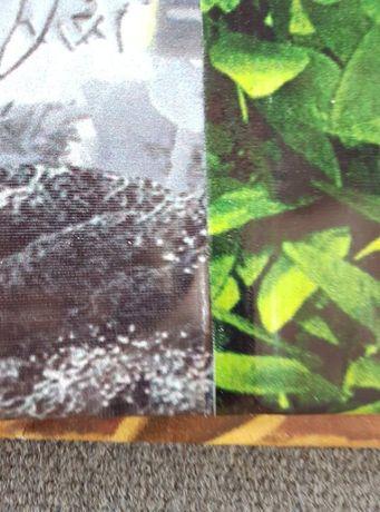 Plandeka Plandeki baner pcv 5x5 gruba wodoodporna siano kombajn drewno
