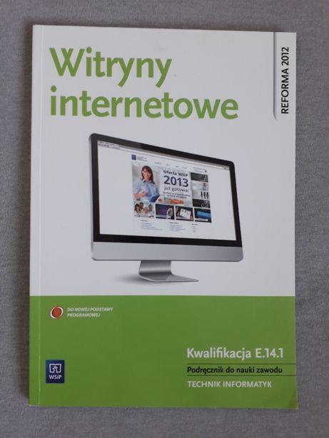Witryny internetowe TECHNIK INFORMATYK E14