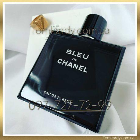 Мужские духи Chanel Bleu de Chanel edp 100 ml. Шанель Блю де Шанель