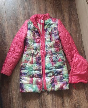 Куртка зима размер 40