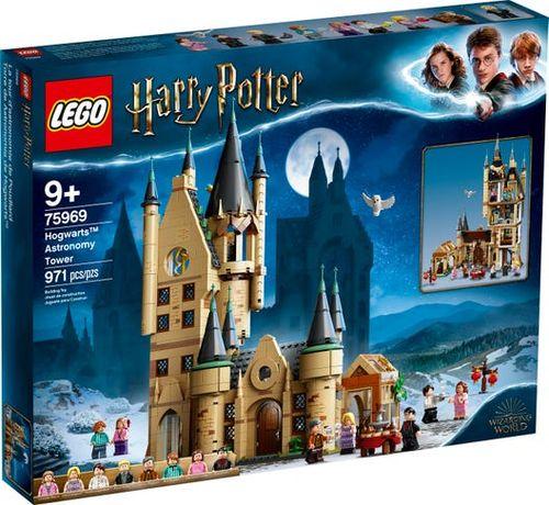 Lego 75969 Harry Potter - Torre Astronomia Hogwarts - NOVO
