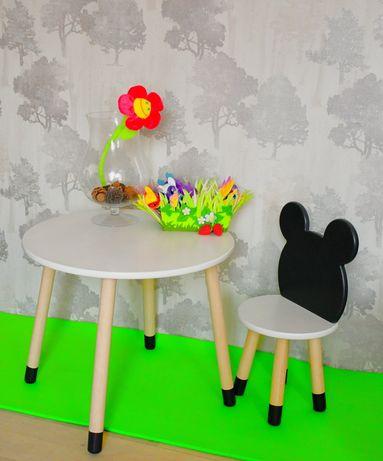 Детская мебель. Стол. Стульчик. Для детей. Кукольный домик