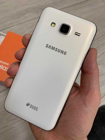 Телефон Samsung j5 White 2/16gb! Идеал! Полный комплект!