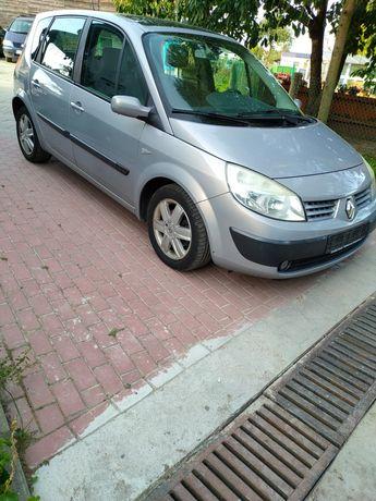 Renault Scenic Automat benz klima