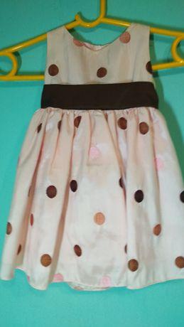 Платье нарядное 1 год