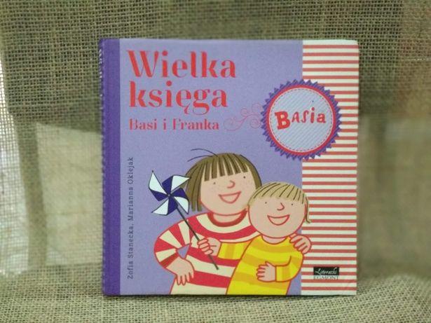 Książki dla dzieci - Basia, Elementarz...