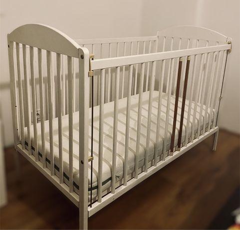 Łóżeczko dziecięce niemowlęce