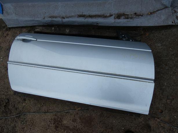 Bmw e46 drzwi coupe cabrio titan silber 354 prawe
