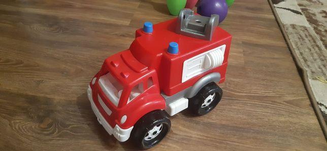 Машинка пожарная большая