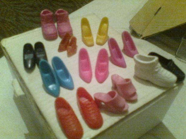 Обувь для Барби для Вашего ребенка