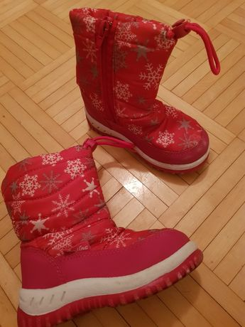 Buty śniegowce  -