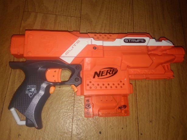 HASBRO Nerf N-Strike Elite Stryfe Półautomat A0200