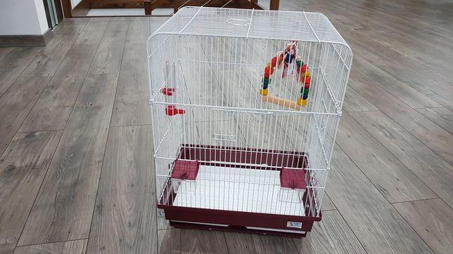 Klatka dla papugi lub kanarka