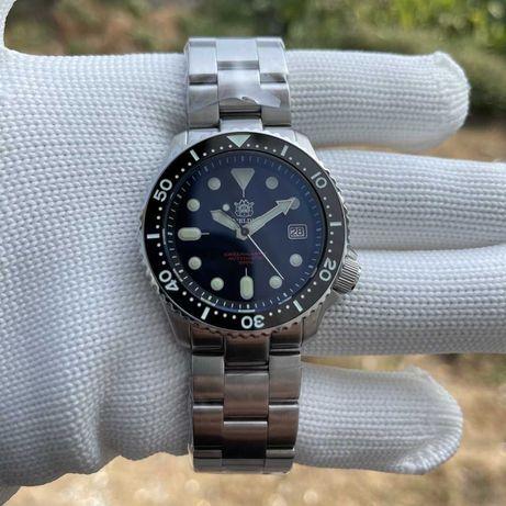 """Relógio Steeldive SD1996 """"SKX007"""" - Seiko NH35"""