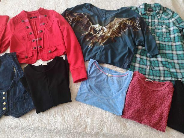 Zestaw ubrań damskich H&M River Island